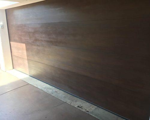 garage-wood-staining