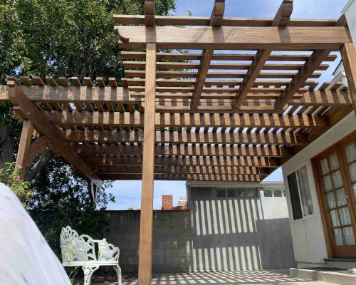house-attached-pergola-stain